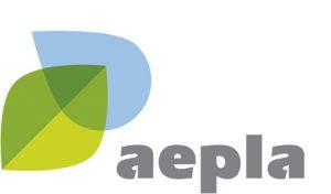 Logotipo de Aepla
